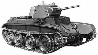 БТ-7 «Быстроходный танк»